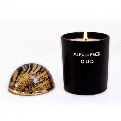 Žvakė ir popieriaus prispaudėjas Oud