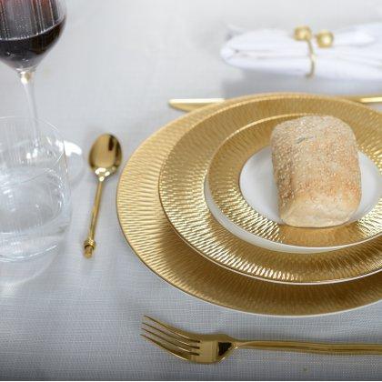 Lėkštė Gold Princess 22 cm