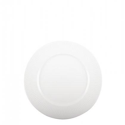 Pietų lėkštė White Princess 27 cm