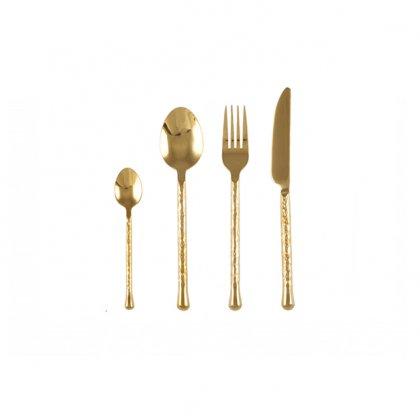 Stalo įrankiai Gold Hammered