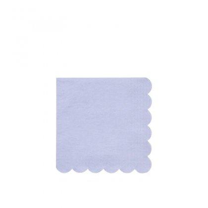 Servetėlės Pale Blue (didelės)