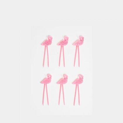 Žvakutės Flamingo