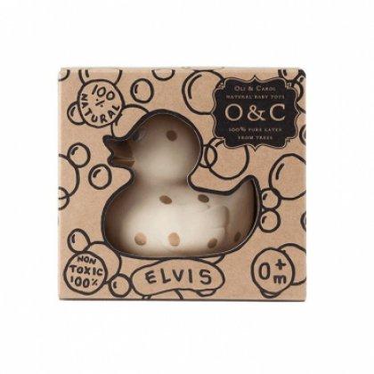 Vandens žaislas Elvis the Duck Gold Dots
