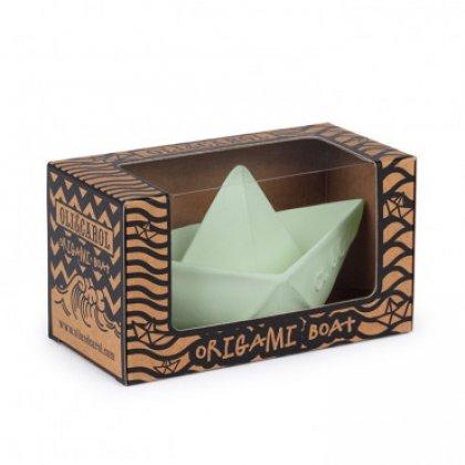 Vandens žaislas Origami Boat Mint