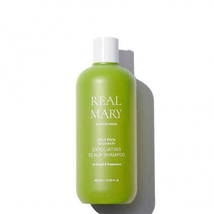 Galvos odą valantis šampūnas Real Mary