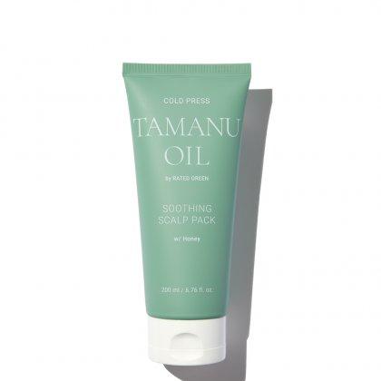 Raminanti galvos odos priemonė Tamanu Oil 200ml