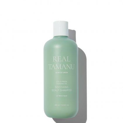Raminantis galvos odą šampūnas Real Tamanu