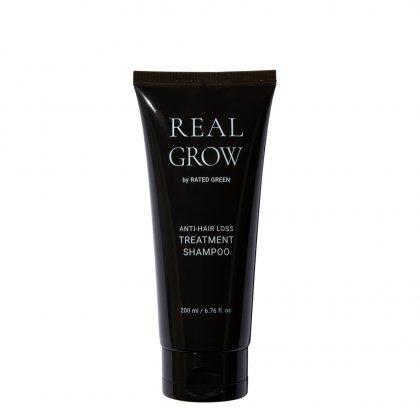 Šampūnas nuo plaukų slinkimo Real Grow
