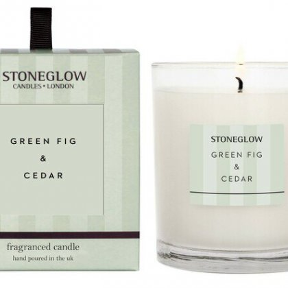 Žvakė Green Fig & Cedar Tumbler