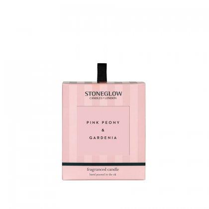 Žvakė Pink Peony & Gardenia Tumbler