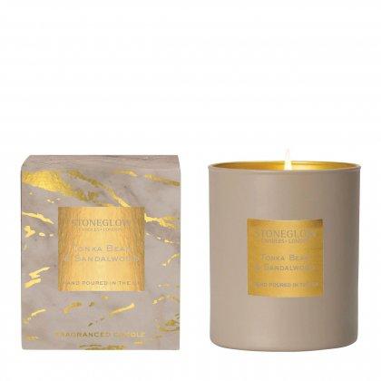 Žvakė Tonka Bean & Sandalwood Tumbler