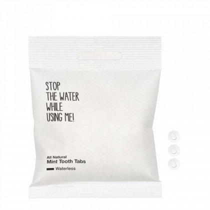 Dantų valymo tabletės Waterless