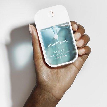 Dezinfekcinis rankų purškiklis Mint