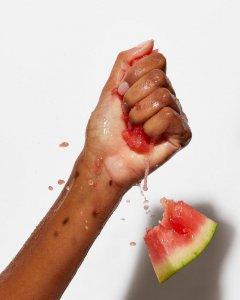 Dezinfekcinis rankų purškiklis Watermelon